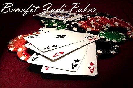 Manfaat terbaru Bagi Bettor Dalam Poker Online