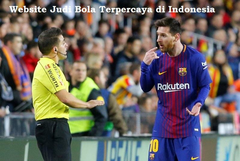 Website Judi Bola Terpercaya di Indonesia
